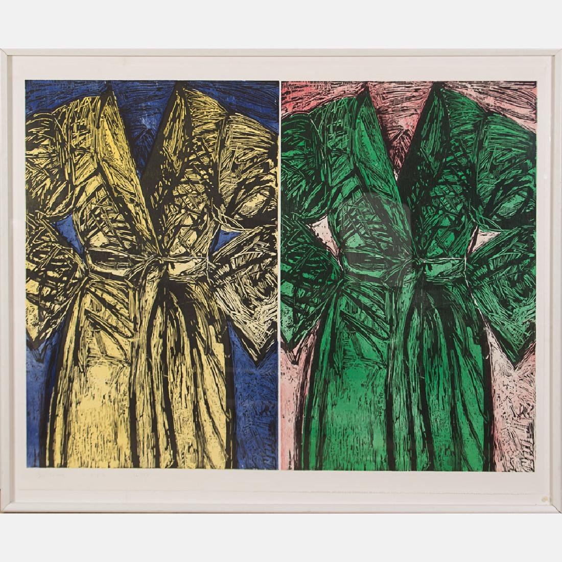 Jim Dine (b. 1935) The Kindergarten Robe, 1983,