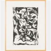 Jackson Pollock (1912-1956) Untitled (O'Connor 1093),