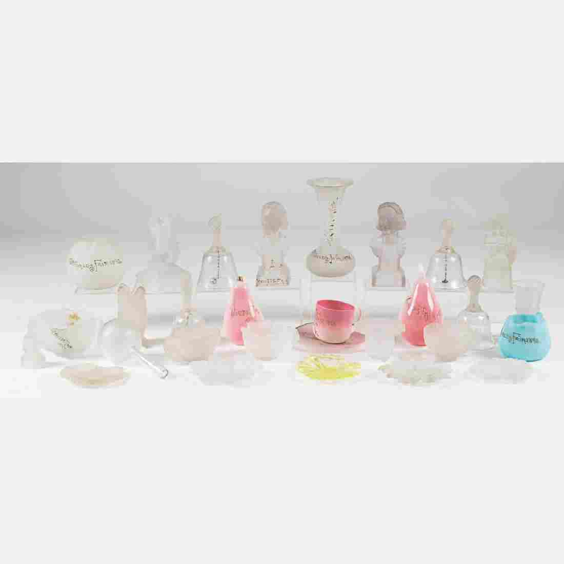 A Miscellaneous Collection of Libbey Glass Company