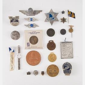 A Miscellaneous Collection Of Souvenirs From The