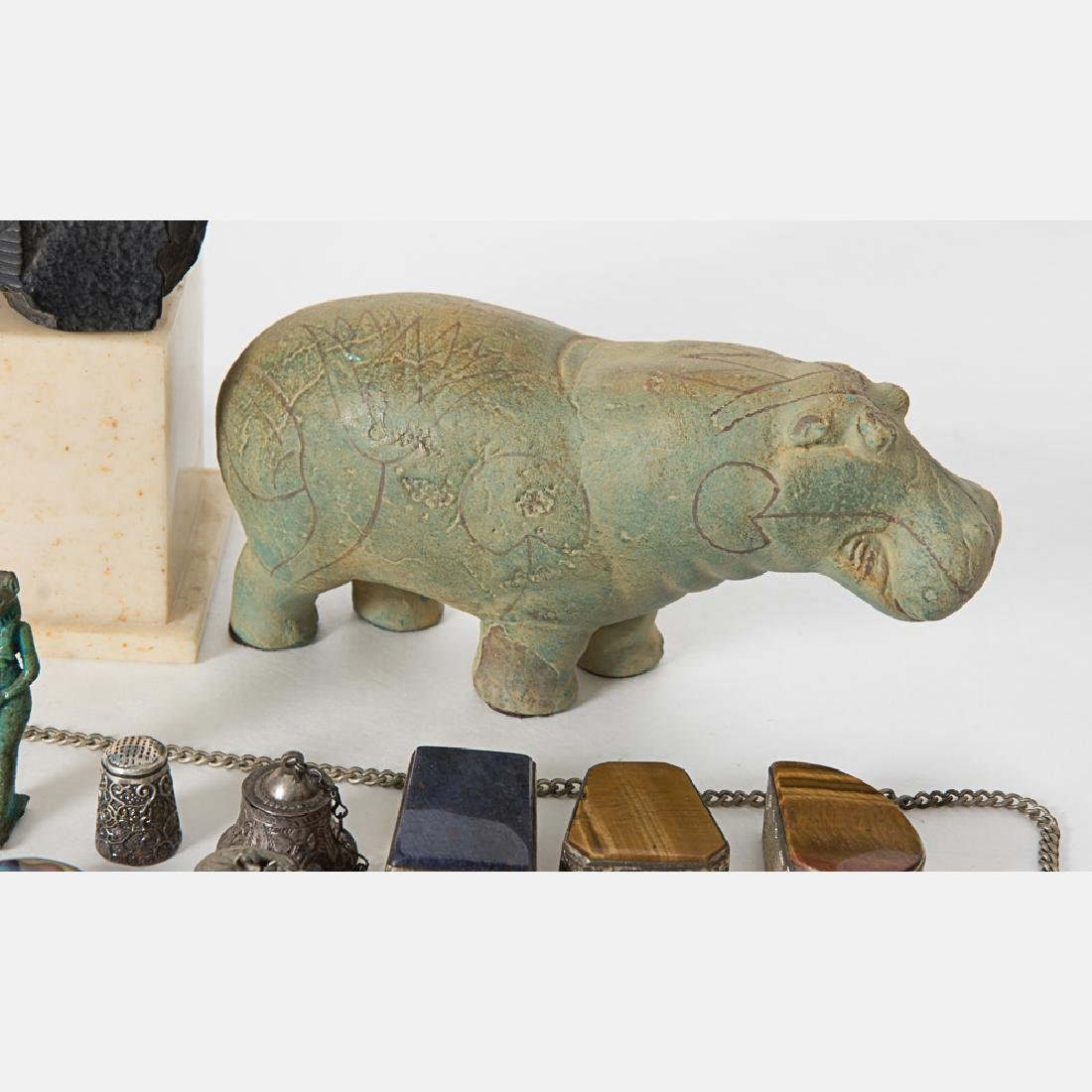 A Collection of Egyptian and Middle Eastern Decorative - 2