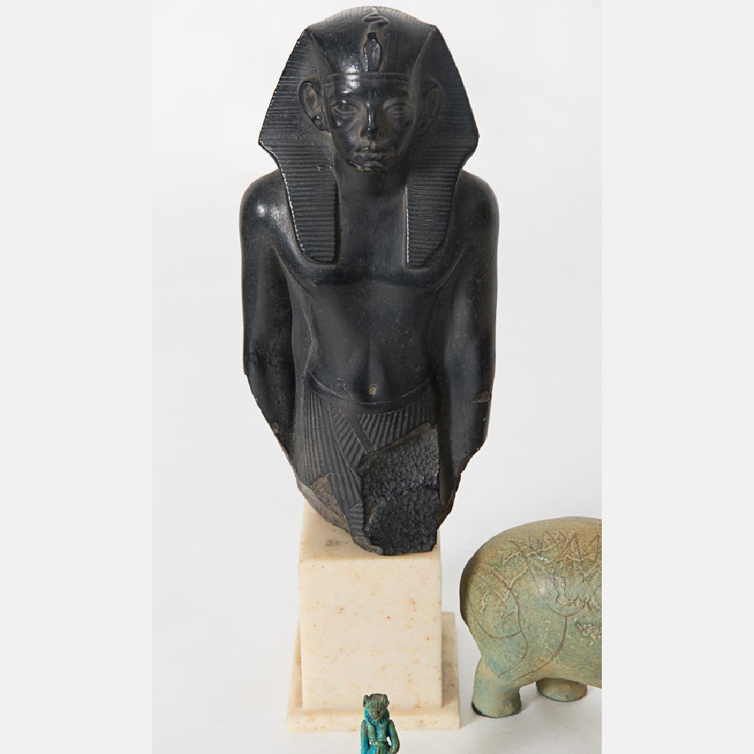 A Collection of Egyptian and Middle Eastern Decorative - 3