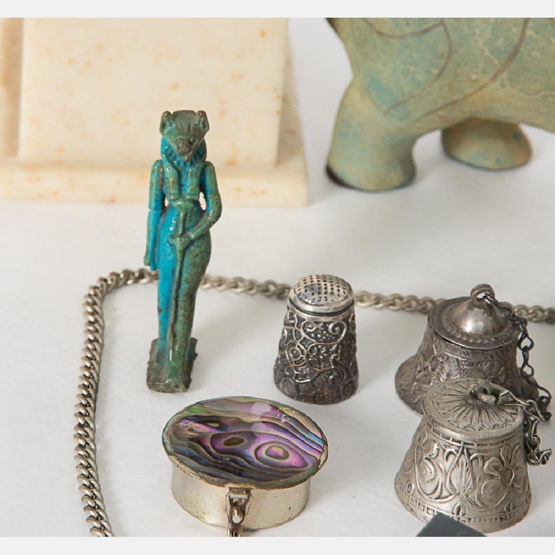 A Collection of Egyptian and Middle Eastern Decorative - 4