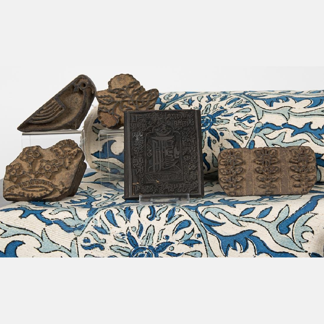 A Collection of Indonesian Textile Block Printing - 2