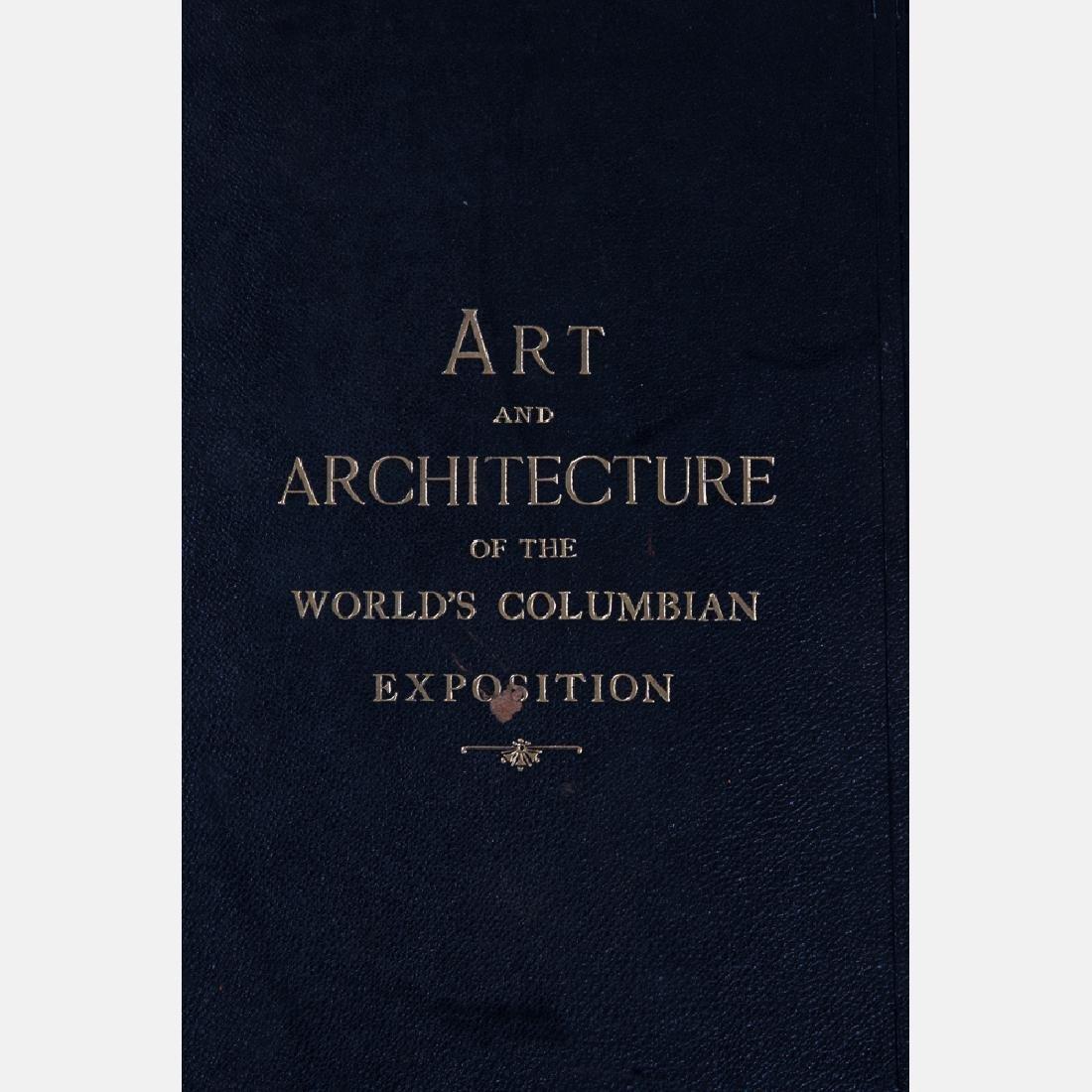 Walton, William (1843-1915).  Art and Architecture of - 3