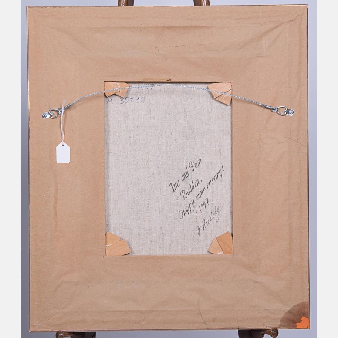 Vladimir Hozatsky (b. 1956) Still Life, Oil on canvas, - 2