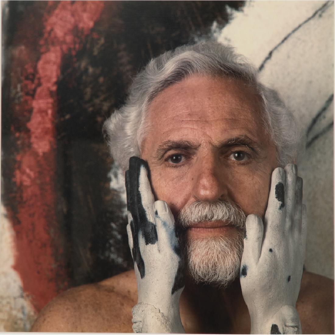 Abe Frajndlich (b. 1946) Carl Djerassi, Santa Cruz,