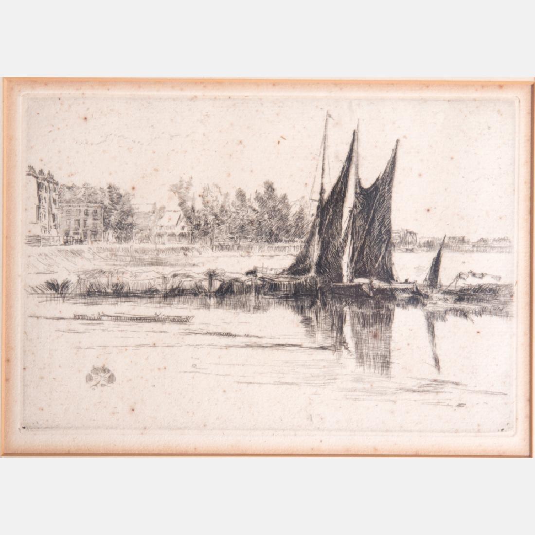 James Abbott McNeill Whistler (1834-1903) Hurlingham