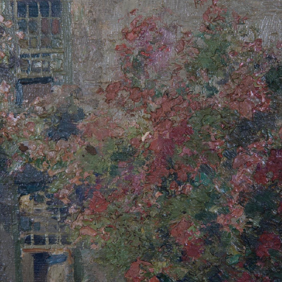 Edmund Henry Garrett (1853-1929) Landscape with House, - 2