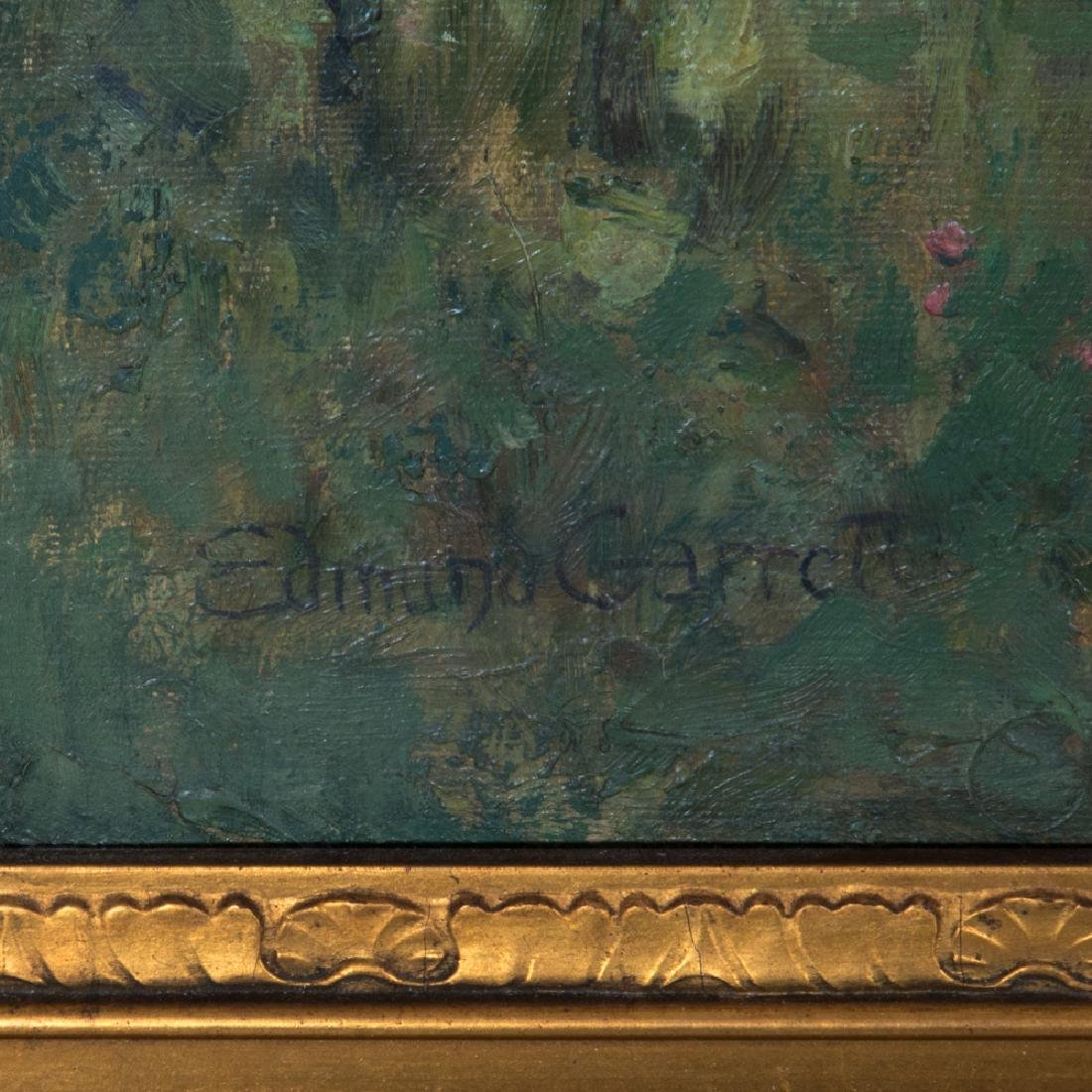 Edmund Henry Garrett (1853-1929) Landscape with House, - 3