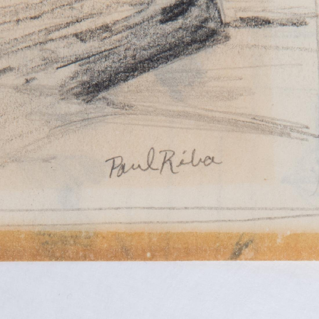 Paul Riba (1912-1977) A Group of Seven Studies of Birds - 3