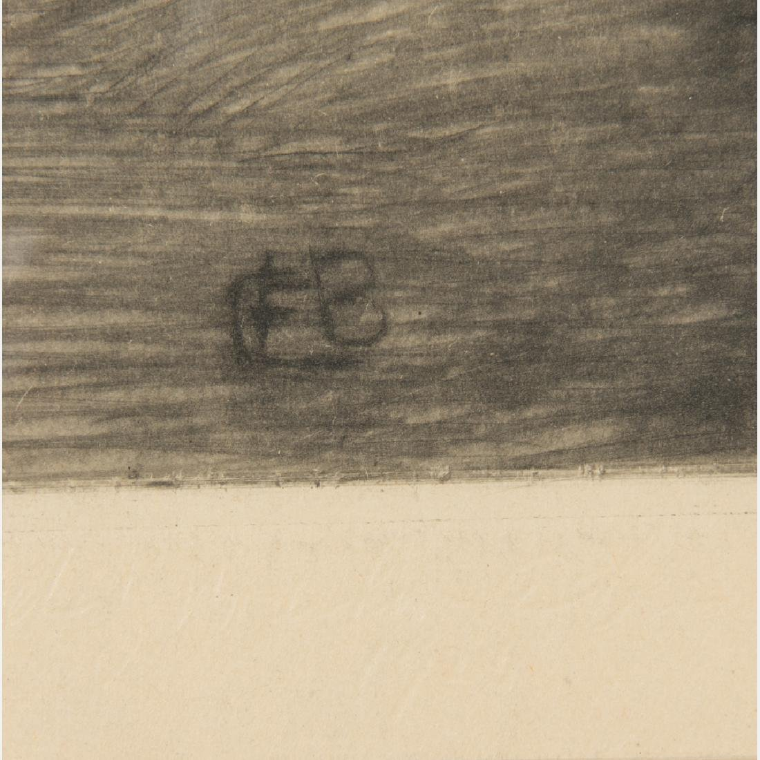 A Group of Three Etchings by Various Artists, 19th/20th - 9