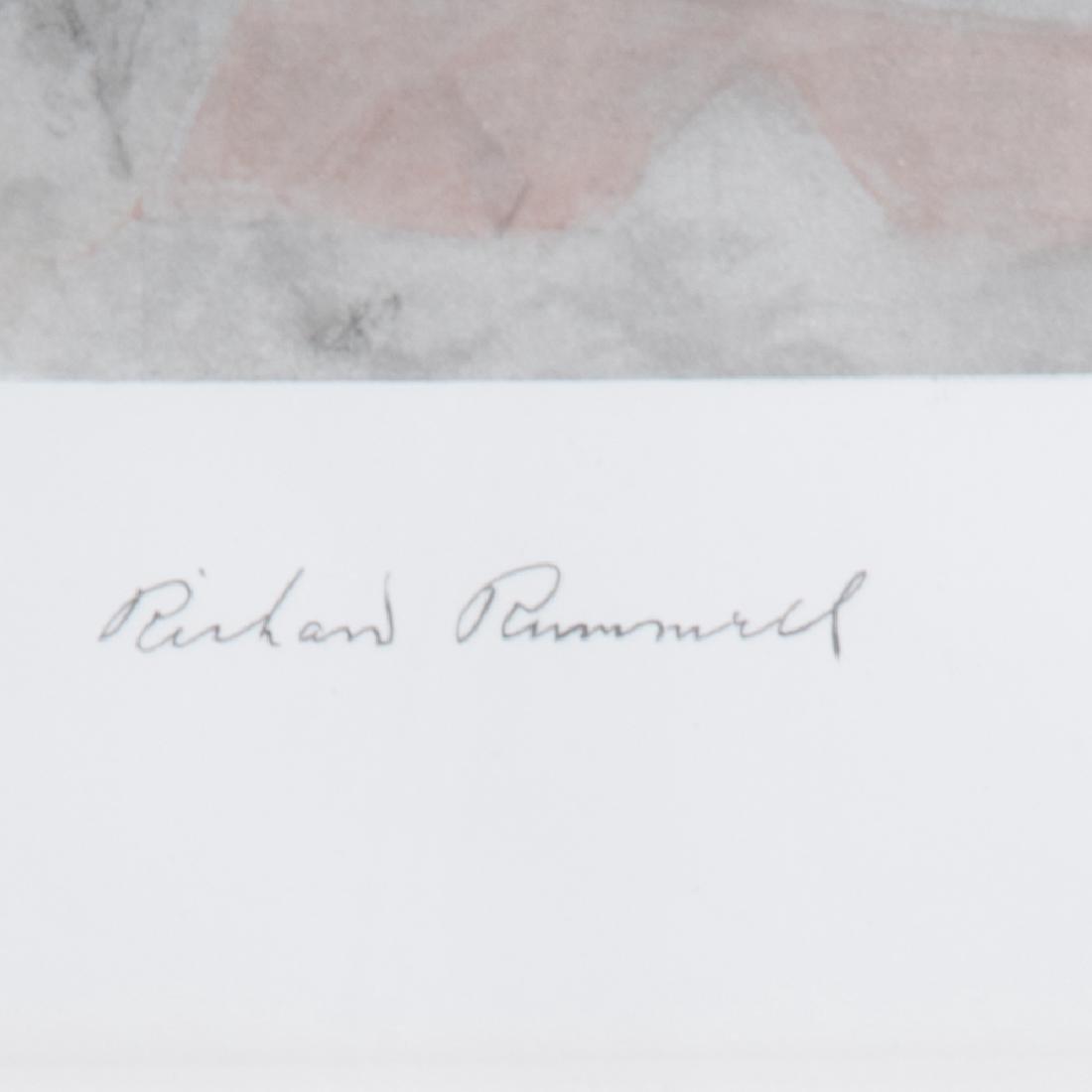 Richard Rummell (1848-1924) Brown University, Hand - 2