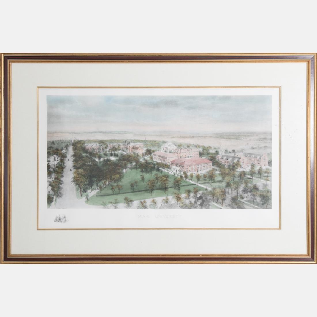 Richard Rummell (1848-1924) Miami University, Hand