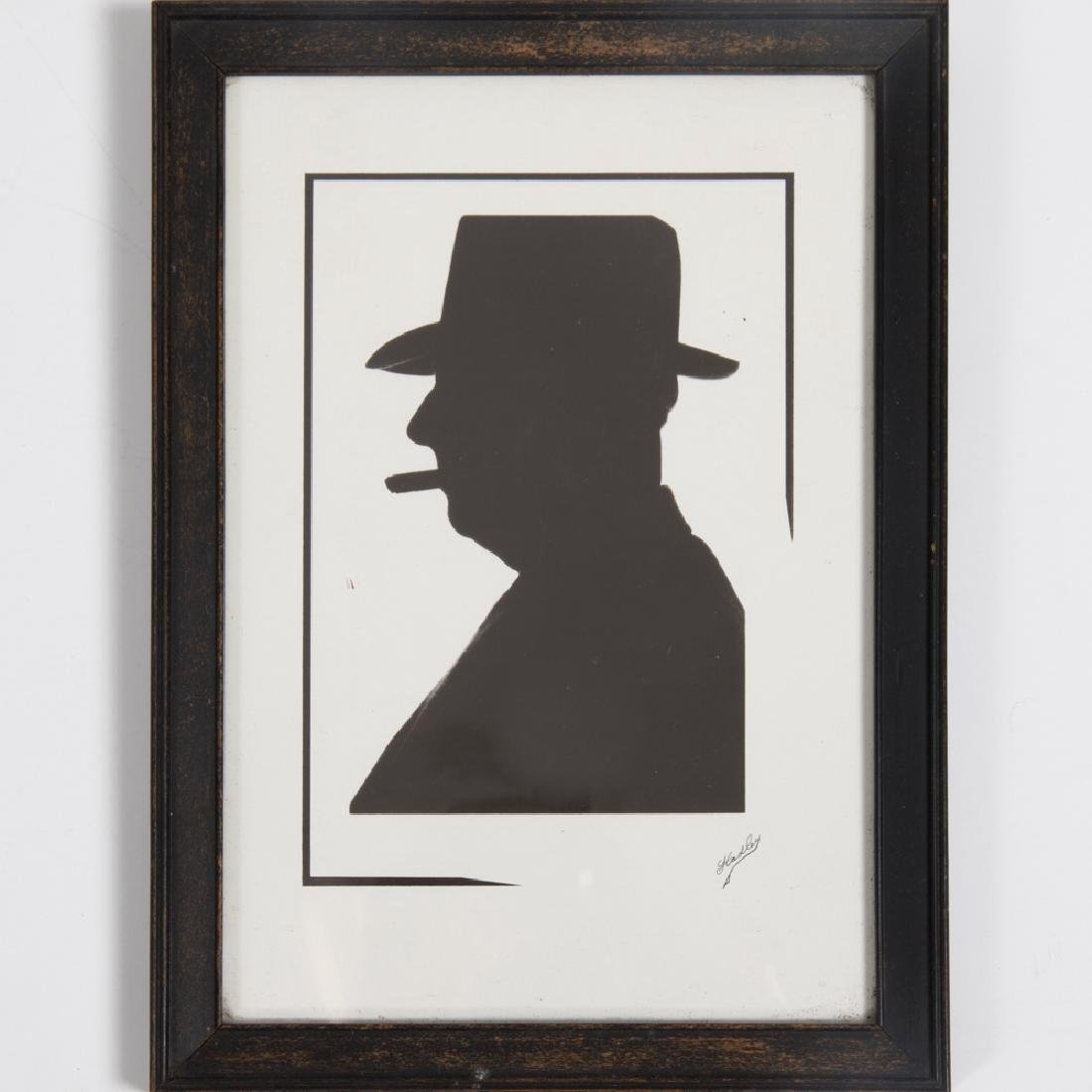 A Collection of Twenty Cut Paper and Ink Silhouettes - 2