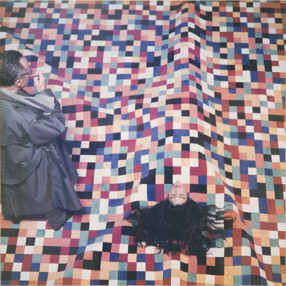 Abe Frajndlich (b. 1946) Gerhard Richter, Cologne,