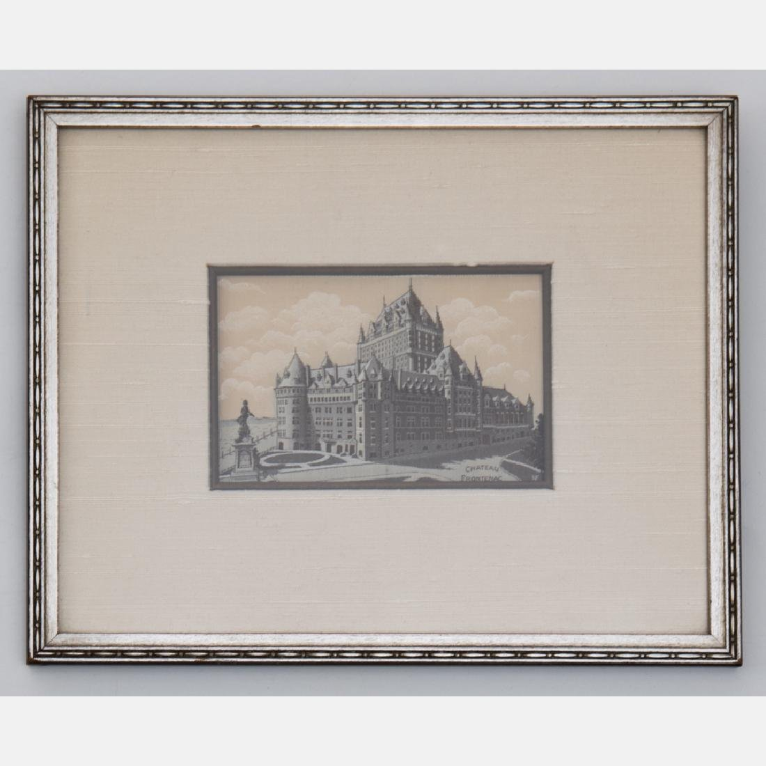 A Collection of Framed Decorative Prints and Photograph - 2