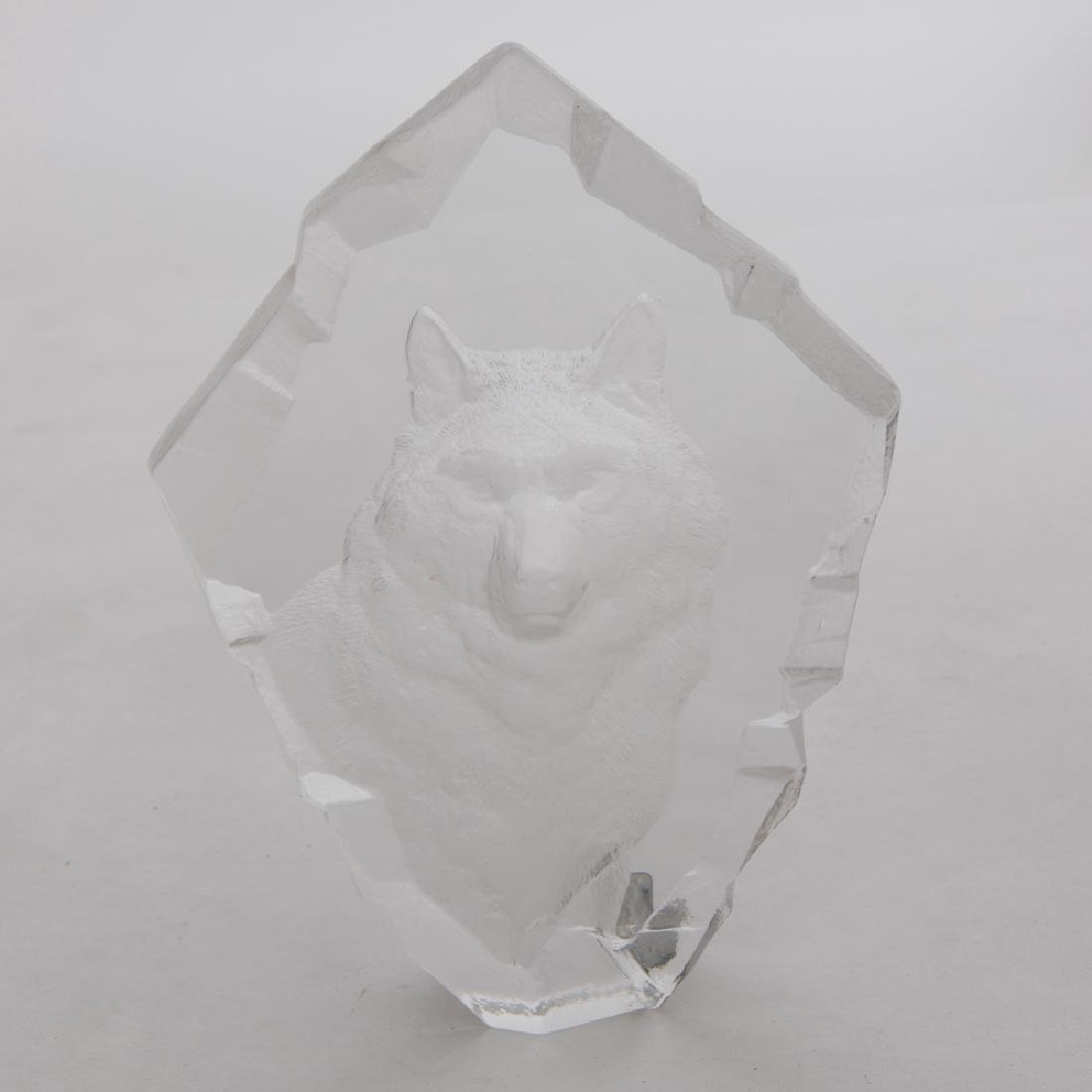 A Miscellaneous Collection of Carved Wood, Crystal and - 5