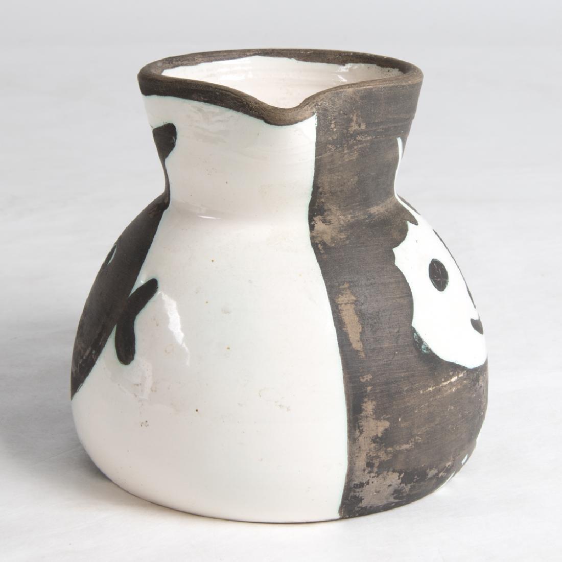 Pablo Picasso (1881-1973) Pichet Tetes, 1956, White - 2