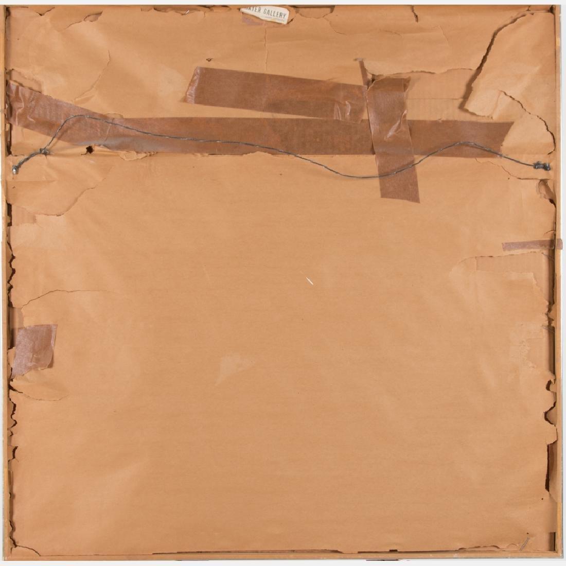 Russell Dunbar (b. 1927) Untitled, Silkscreen, - 3