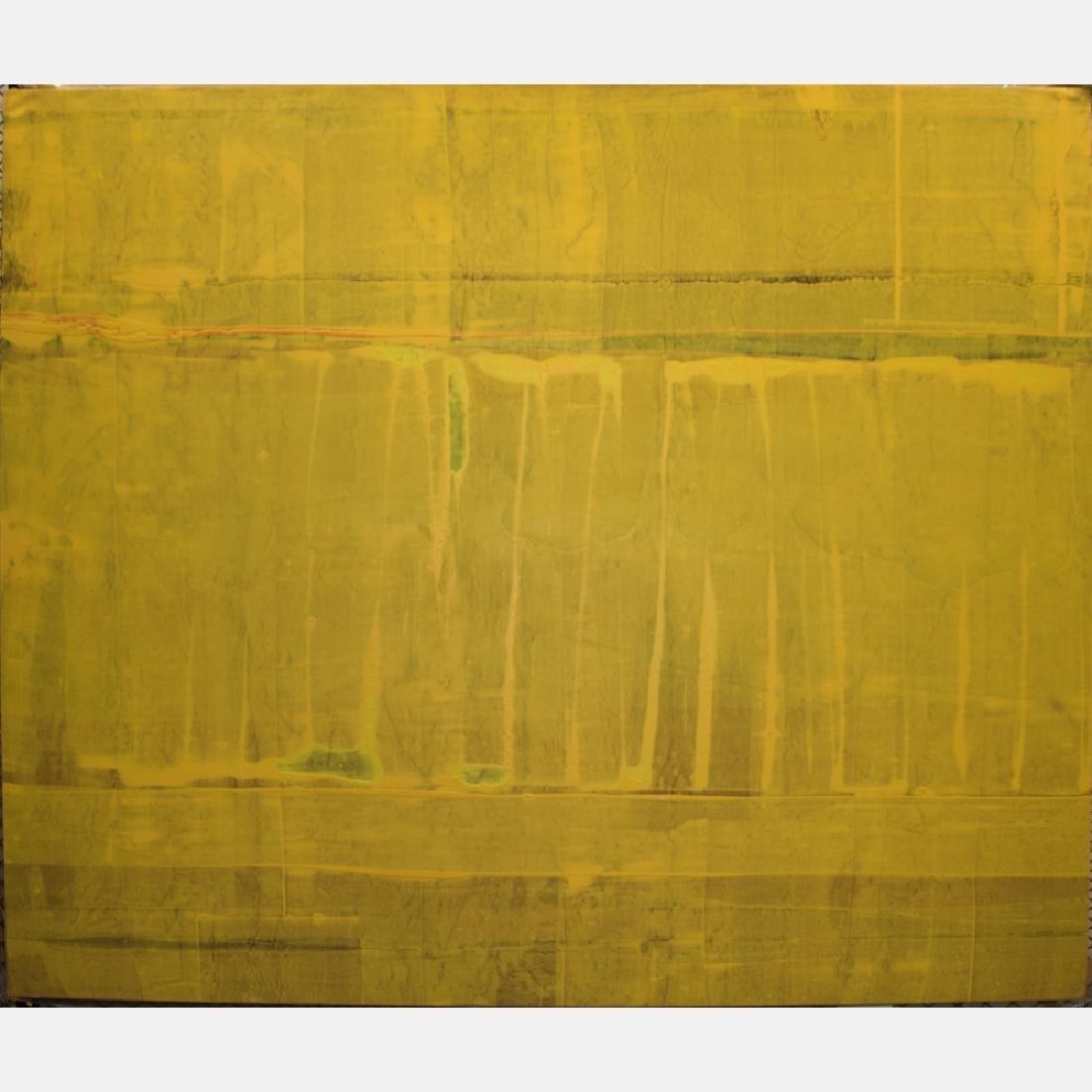 William Pettet (b. 1942) Duke, Acrylic on canvas. - 2