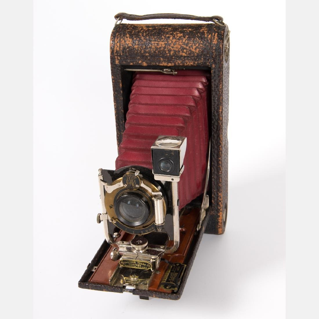 A Group of Four Vintage Cameras by Various Makers, 20th - 2
