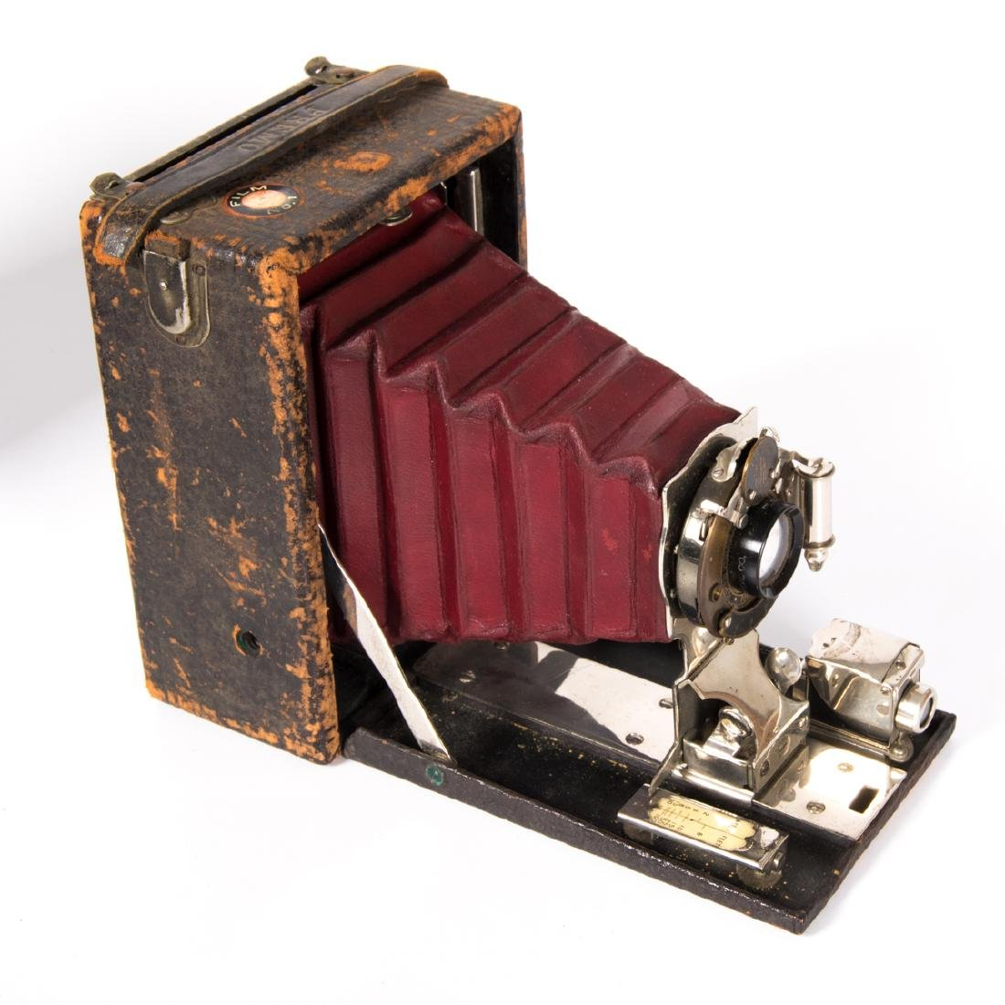 A Group of Four Vintage Cameras by Various Makers, 20th - 4