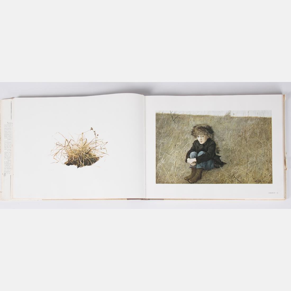 MERYMAN, Richard (1926-2015). Andrew Wyeth. Boston: - 2