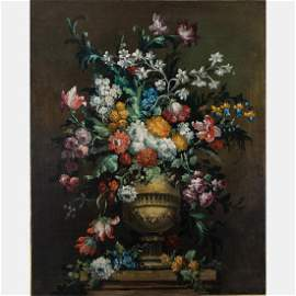 In the manner of Jean-Baptiste Monnoyer (1636-1699)