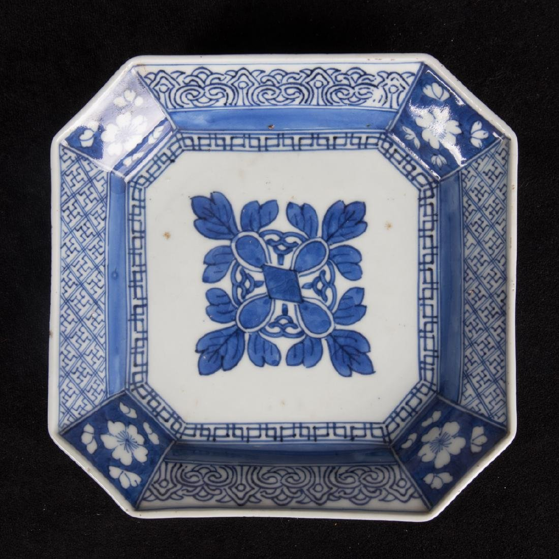 A Group of Five Chinese Blue and White Porcelain - 5