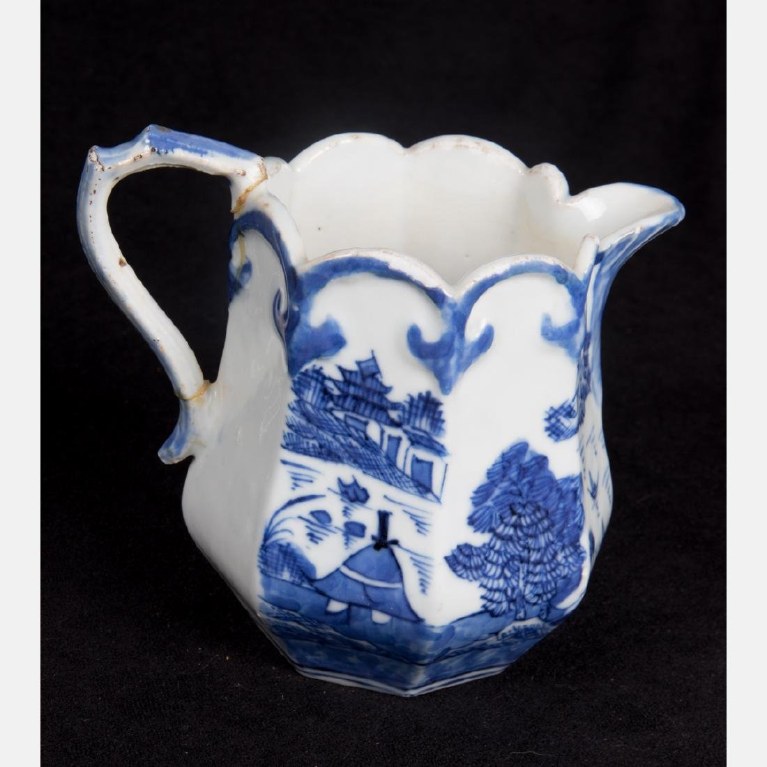 A Group of Five Chinese Blue and White Porcelain - 7