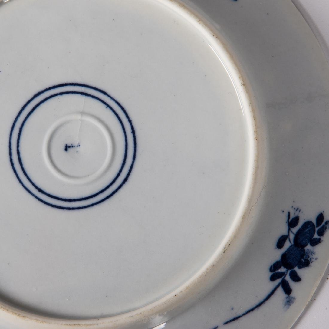 A Group of Four Asian Blue and White Porcelain - 3