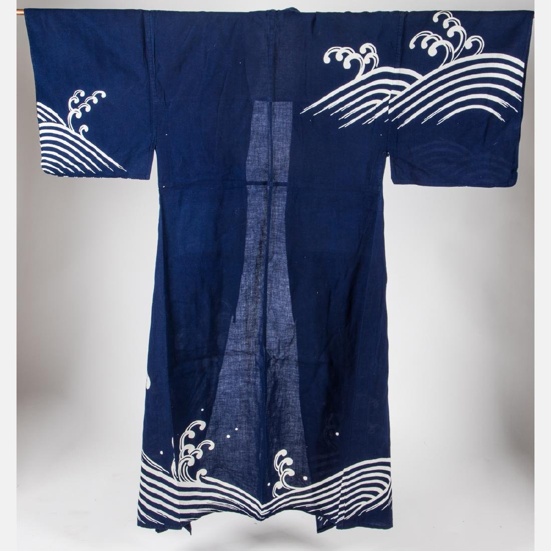 A Miscellaneous Collection of Japanese Robes, 20th - 2