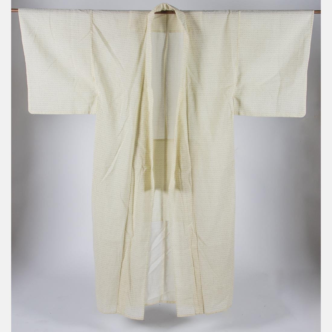 A Miscellaneous Collection of Japanese Robes, 20th - 3