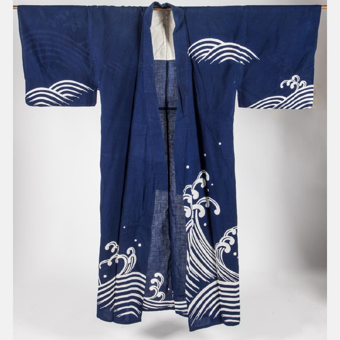 A Miscellaneous Collection of Japanese Robes, 20th - 8