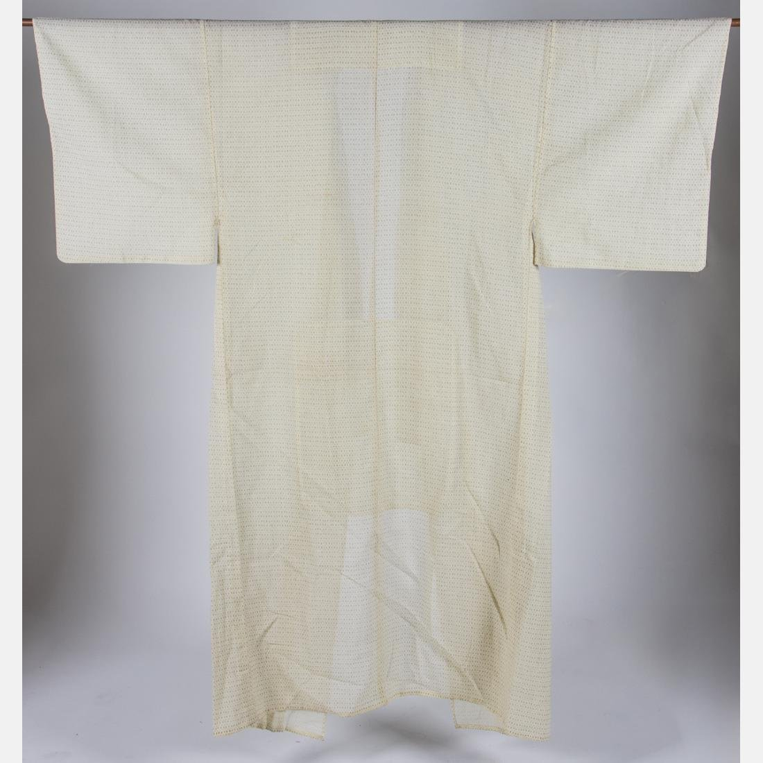 A Miscellaneous Collection of Japanese Robes, 20th - 9