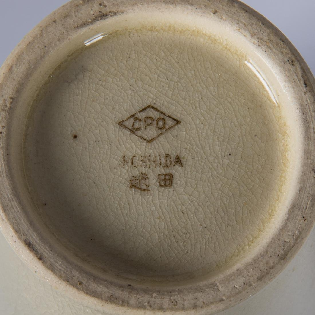 A Group of Four Japanese Satsuma Ceramic Vases, 20th - 4