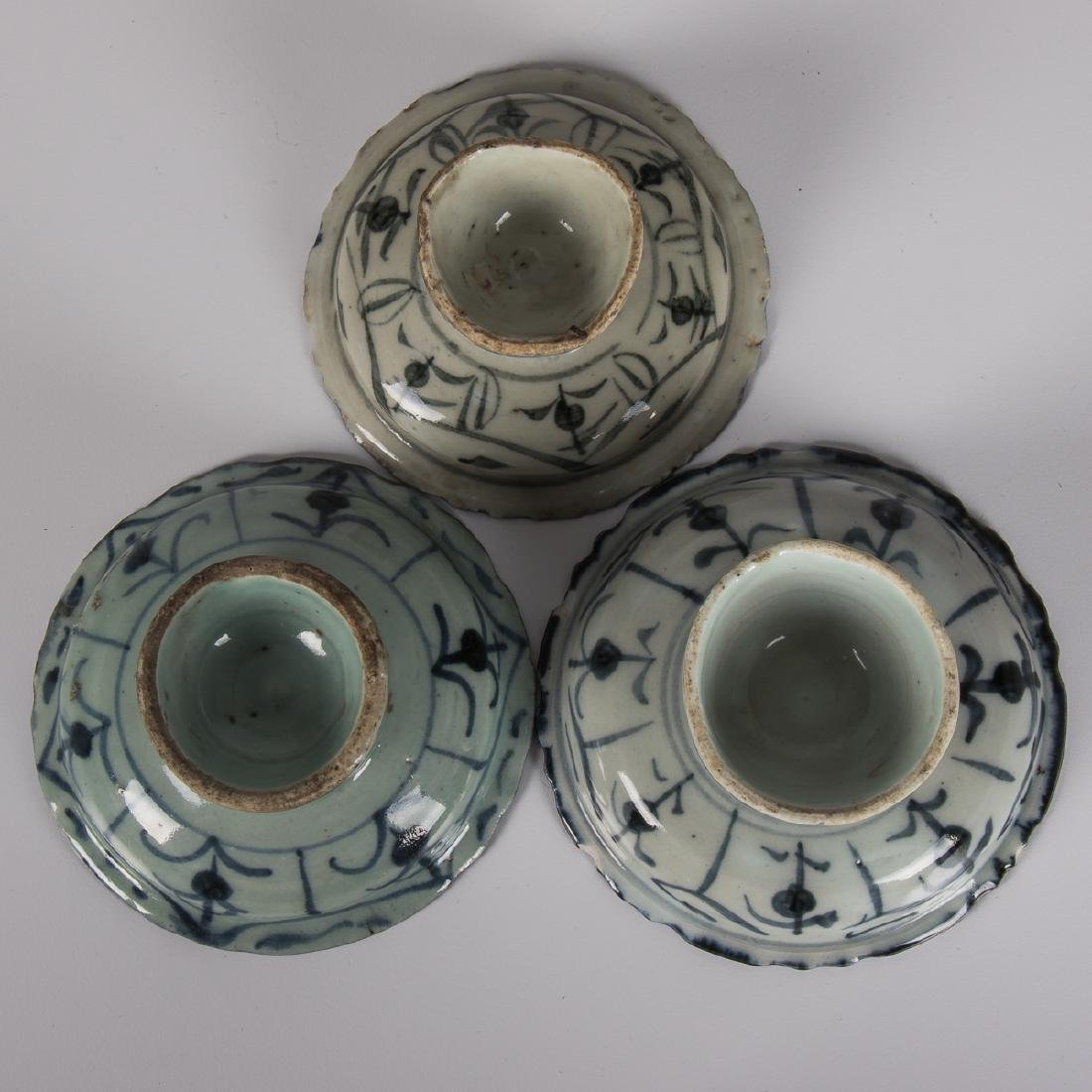 A Group of Nine Japanese Earthenware and Stoneware - 4
