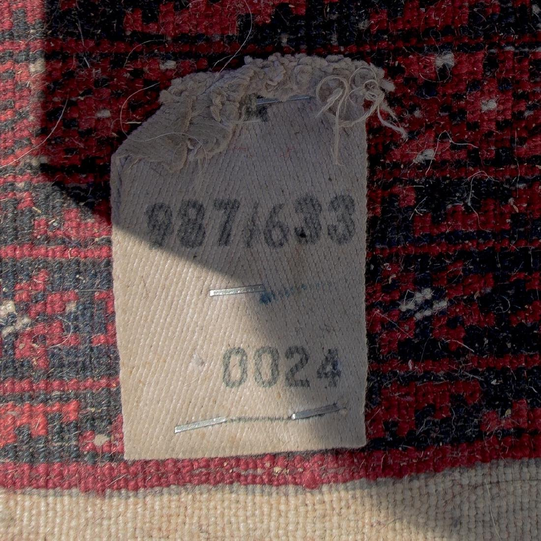 A Turkish Wool Rug, 20th Century. - 3