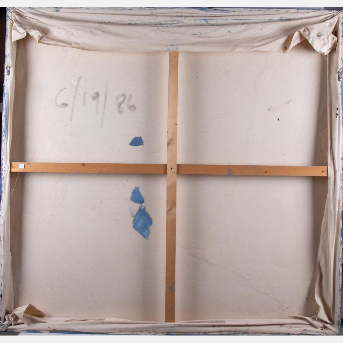Scott Miller (1955-2008) Untitled, Oil on canvas, - 5