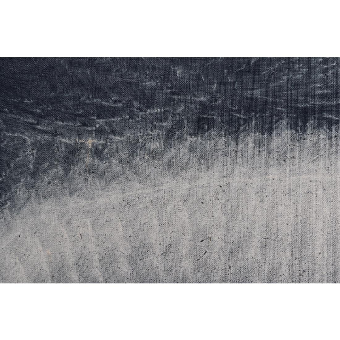 An Furuta (b. 1915) Dawn, Oil on canvas diptych, - 2