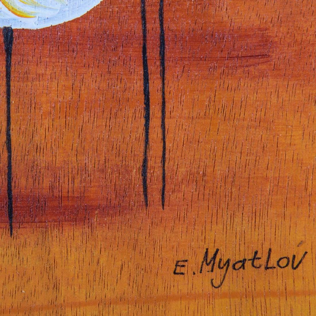 Ester Myatlov (b. 1976) 'Inspiration' and 'Love on a - 10