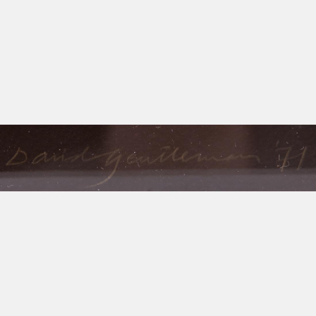 David Gentleman (b. 1930) Caepill, Serigraph, - 6