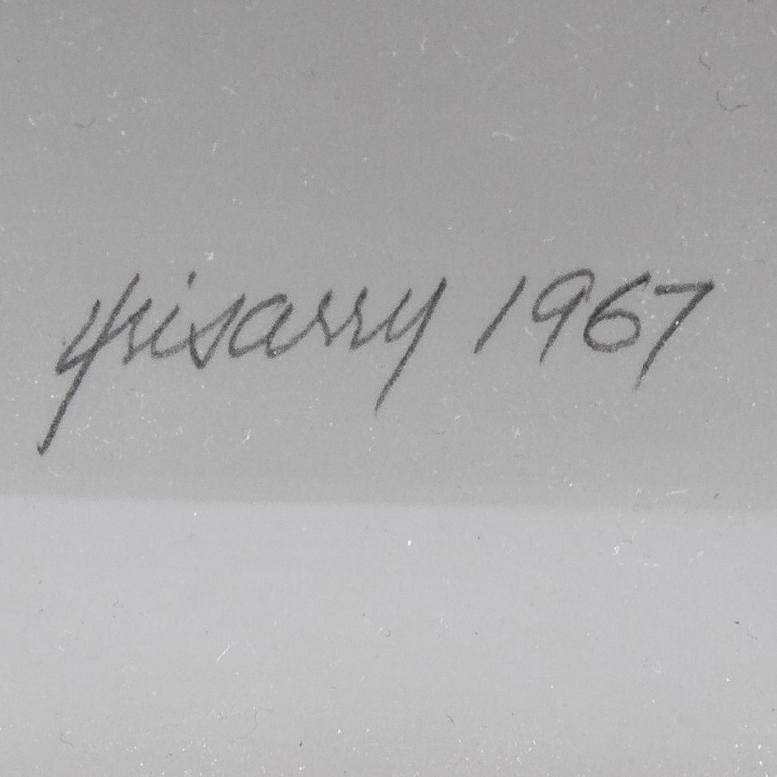 David Gentleman (b. 1930) Caepill, Serigraph, - 9