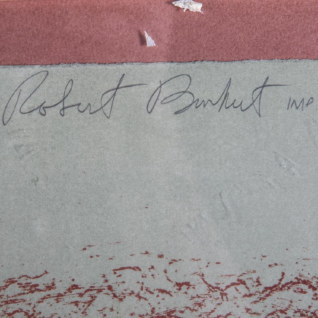 Robert Randall Burkert (b. 1930) 'Sea Edge' and 'Shore - 7