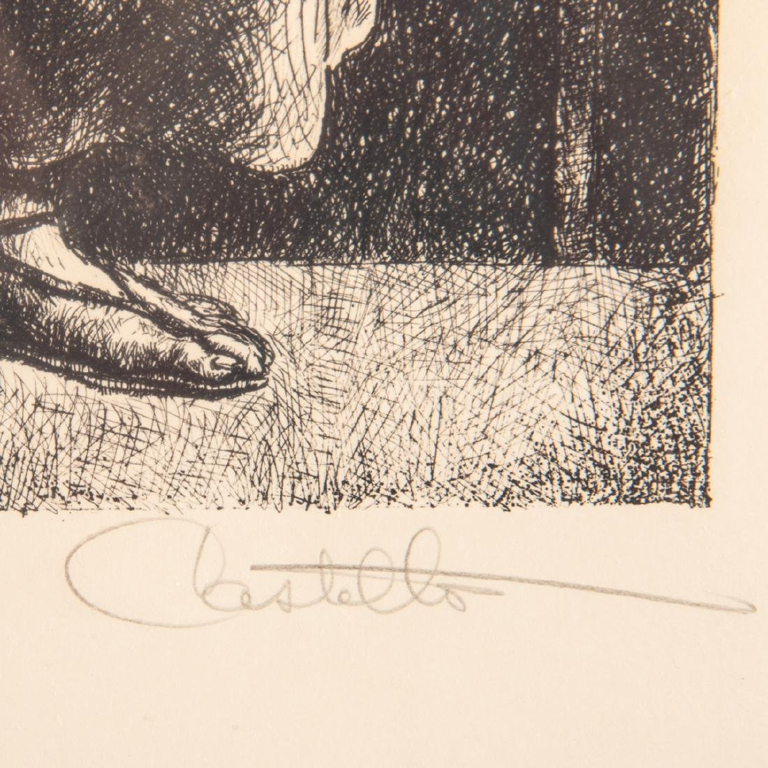 Federico Castellon (1914-1971) Hermes and Panacea, - 3