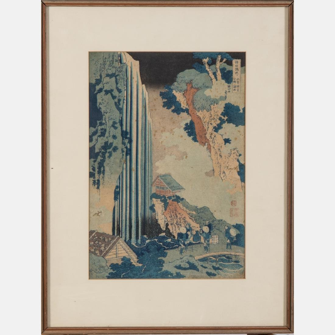 A Collection of Japanese Woodblock Prints by Various - 6