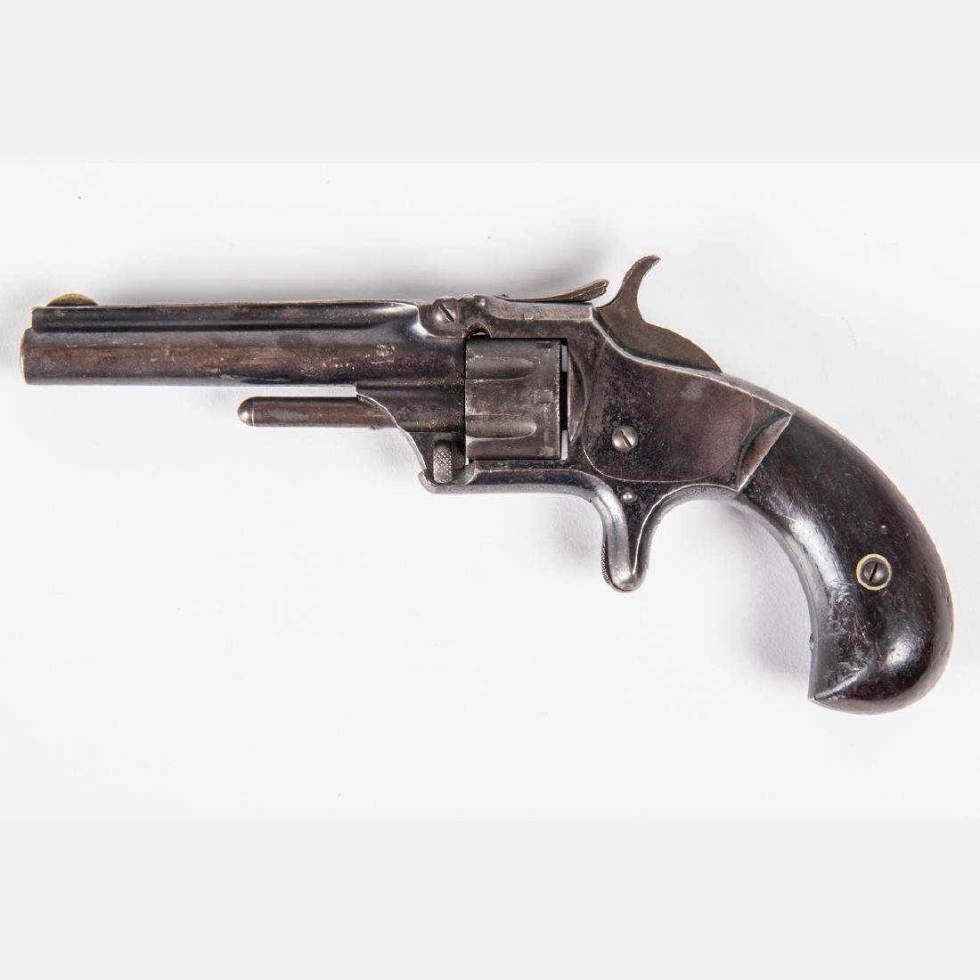 A Smith and Wesson Model #1, 3rd Issue Revolver, 19th - 2