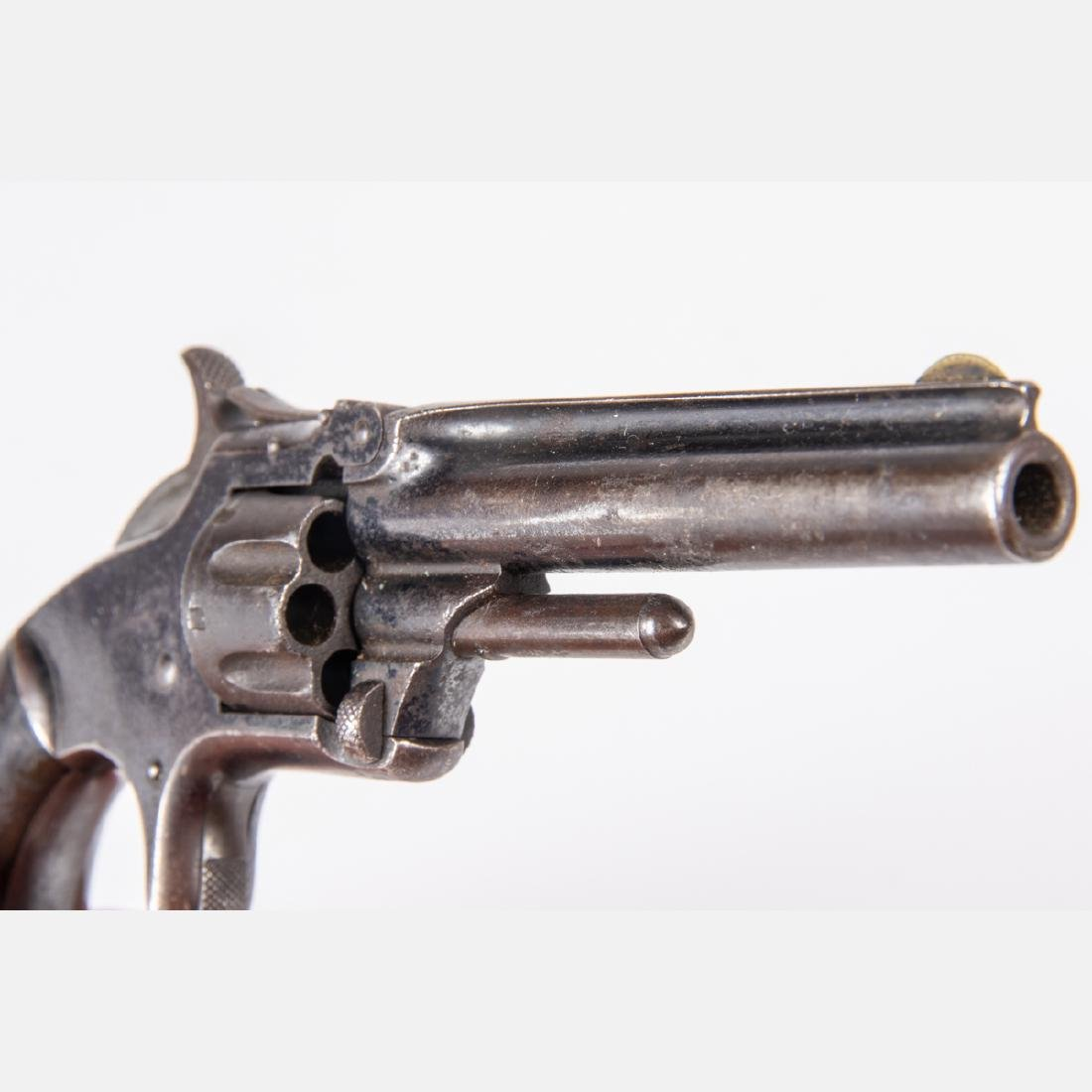 A Smith and Wesson Model #1, 3rd Issue Revolver, 19th - 3