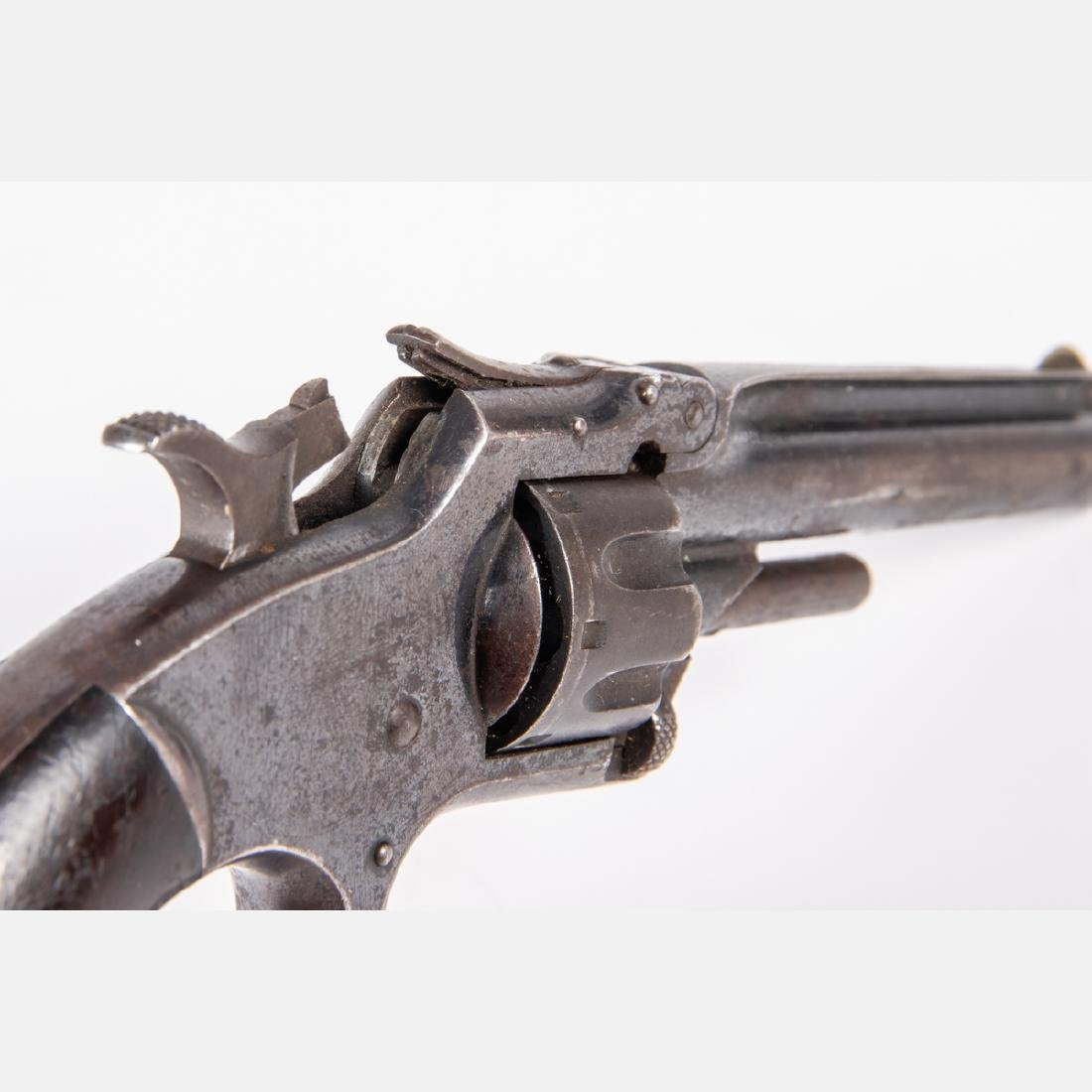 A Smith and Wesson Model #1, 3rd Issue Revolver, 19th - 8